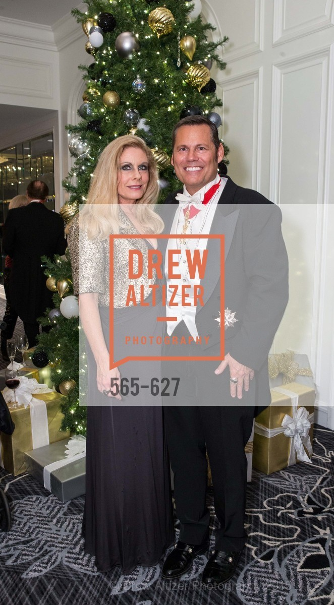 Jacqueline Jacoby, Mark Calvano, Sovereign Order Of St John of Jerusalem Knights Hospitaller Gala, Ritz Carlton San Francisco, December 5th, 2015,Drew Altizer, Drew Altizer Photography, full-service agency, private events, San Francisco photographer, photographer california