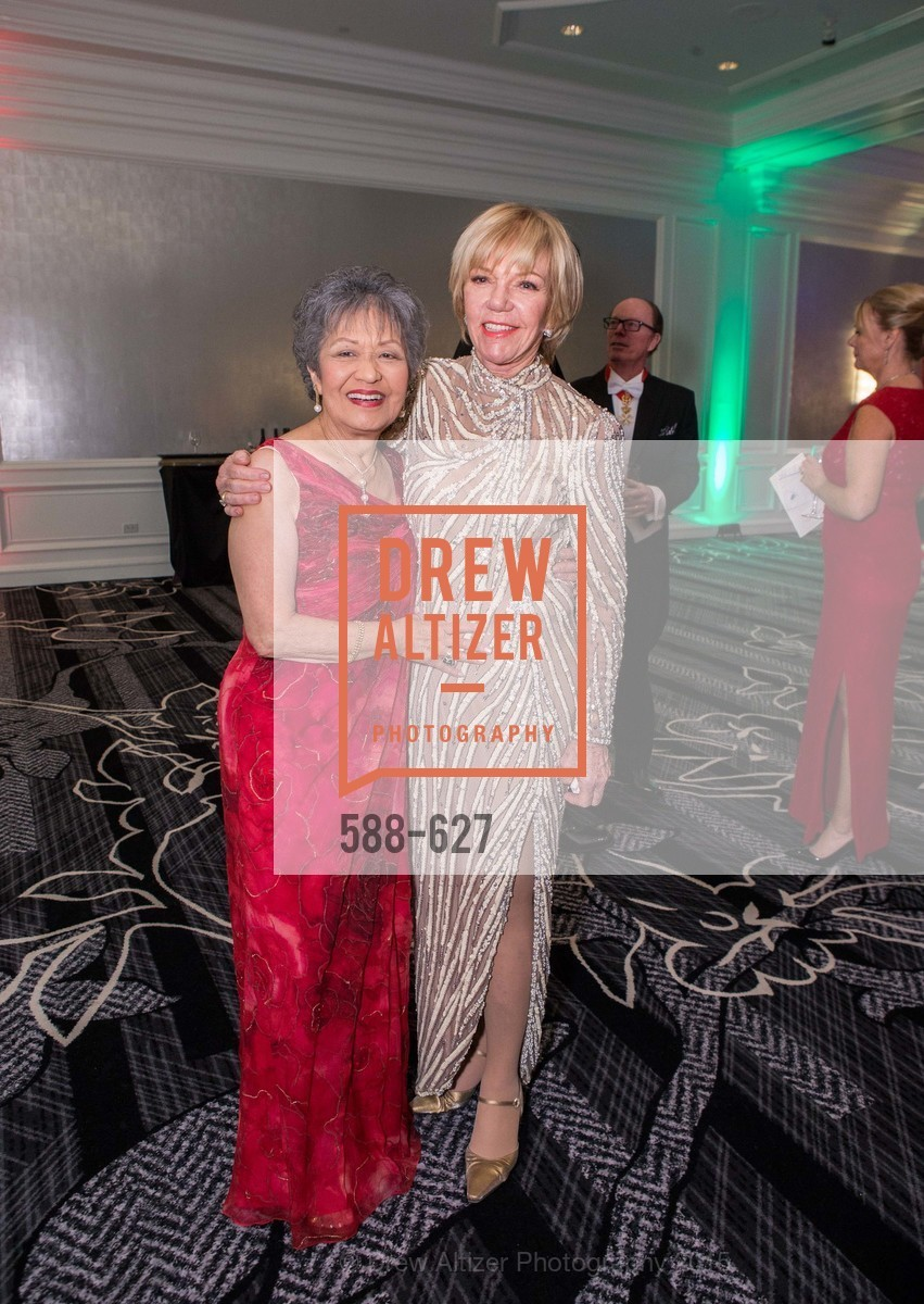Helen Chew, Elsie Floriani, Sovereign Order Of St John of Jerusalem Knights Hospitaller Gala, Ritz Carlton San Francisco, December 5th, 2015,Drew Altizer, Drew Altizer Photography, full-service agency, private events, San Francisco photographer, photographer california