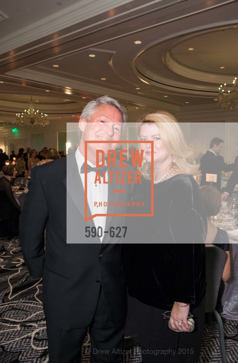 Greg Beasley, Stephanie Lingle Beasley, Sovereign Order Of St John of Jerusalem Knights Hospitaller Gala, Ritz Carlton San Francisco, December 5th, 2015,Drew Altizer, Drew Altizer Photography, full-service agency, private events, San Francisco photographer, photographer california