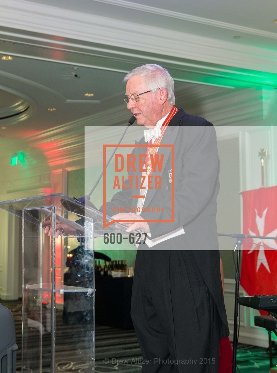 William Stein, Sovereign Order Of St John of Jerusalem Knights Hospitaller Gala, Ritz Carlton San Francisco, December 5th, 2015,Drew Altizer, Drew Altizer Photography, full-service agency, private events, San Francisco photographer, photographer california
