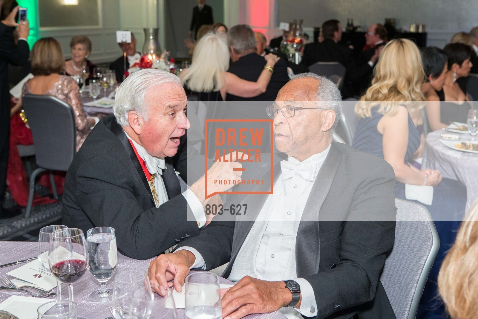 Bob Avery, Sovereign Order Of St John of Jerusalem Knights Hospitaller Gala, Ritz Carlton San Francisco, December 5th, 2015,Drew Altizer, Drew Altizer Photography, full-service agency, private events, San Francisco photographer, photographer california