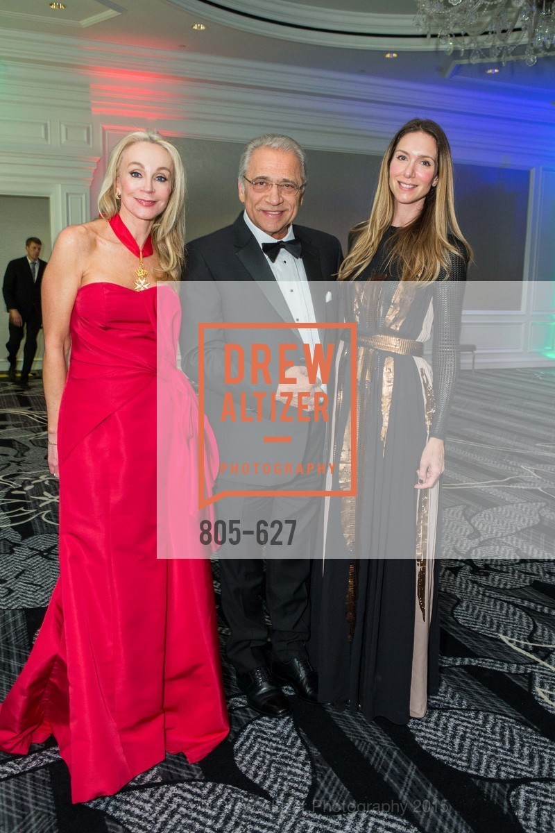 Giselle Parry, Jerry Katopodis, Nikki Haramoglis, Sovereign Order Of St John of Jerusalem Knights Hospitaller Gala, Ritz Carlton San Francisco, December 5th, 2015,Drew Altizer, Drew Altizer Photography, full-service agency, private events, San Francisco photographer, photographer california