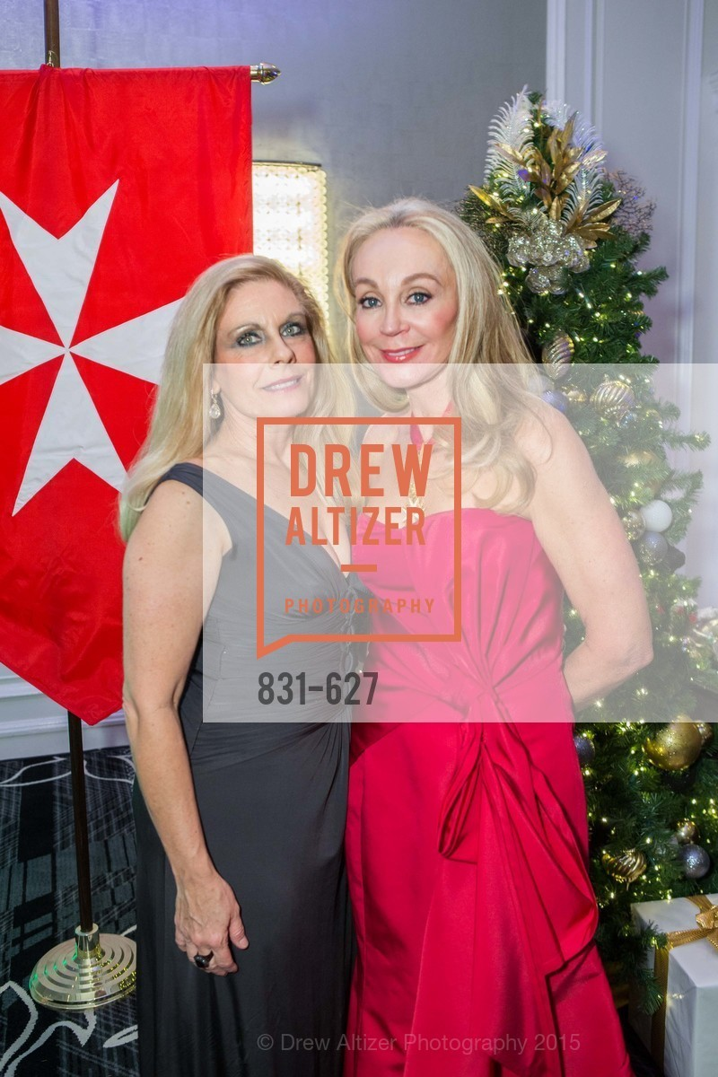Jacqueline Jacoby, Giselle Anna Parry, Sovereign Order Of St John of Jerusalem Knights Hospitaller Gala, Ritz Carlton San Francisco, December 5th, 2015,Drew Altizer, Drew Altizer Photography, full-service agency, private events, San Francisco photographer, photographer california