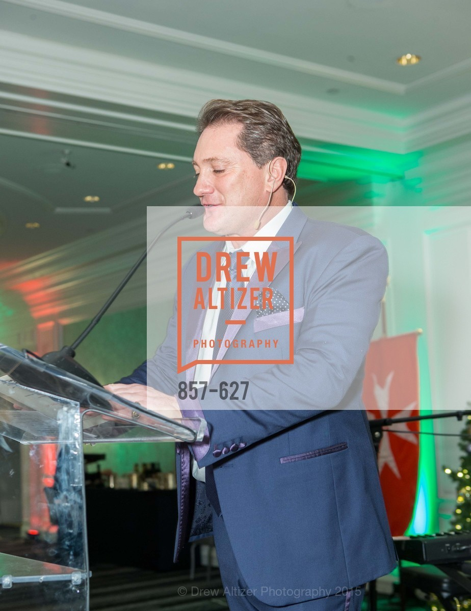 Liam Mayclem, Sovereign Order Of St John of Jerusalem Knights Hospitaller Gala, Ritz Carlton San Francisco, December 5th, 2015,Drew Altizer, Drew Altizer Photography, full-service agency, private events, San Francisco photographer, photographer california