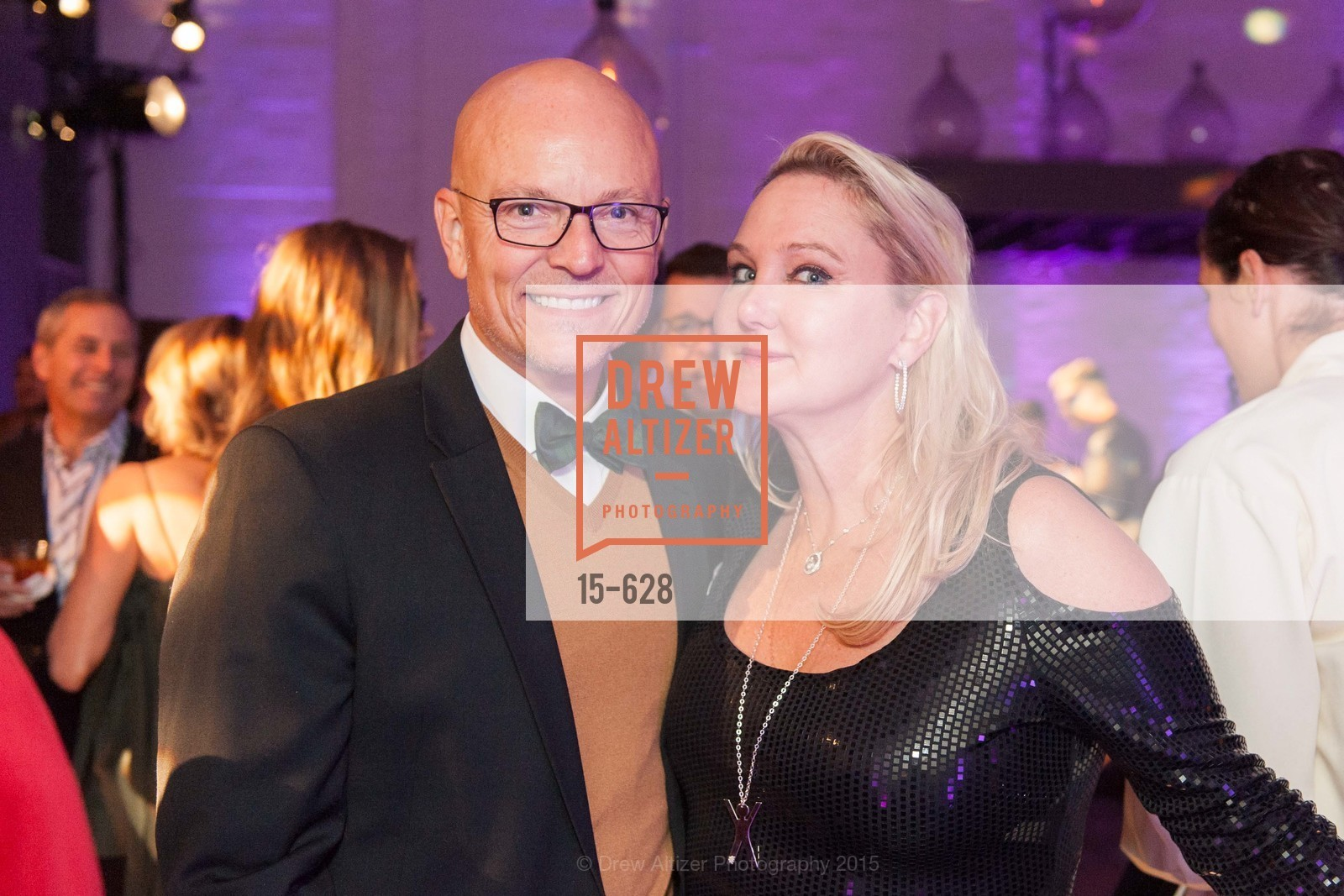 Eric Knight, Sheri Desmarest, Gregg Lynn & Glenn Risso's Holiday Party, Blunome Winery, December 5th, 2015,Drew Altizer, Drew Altizer Photography, full-service agency, private events, San Francisco photographer, photographer california
