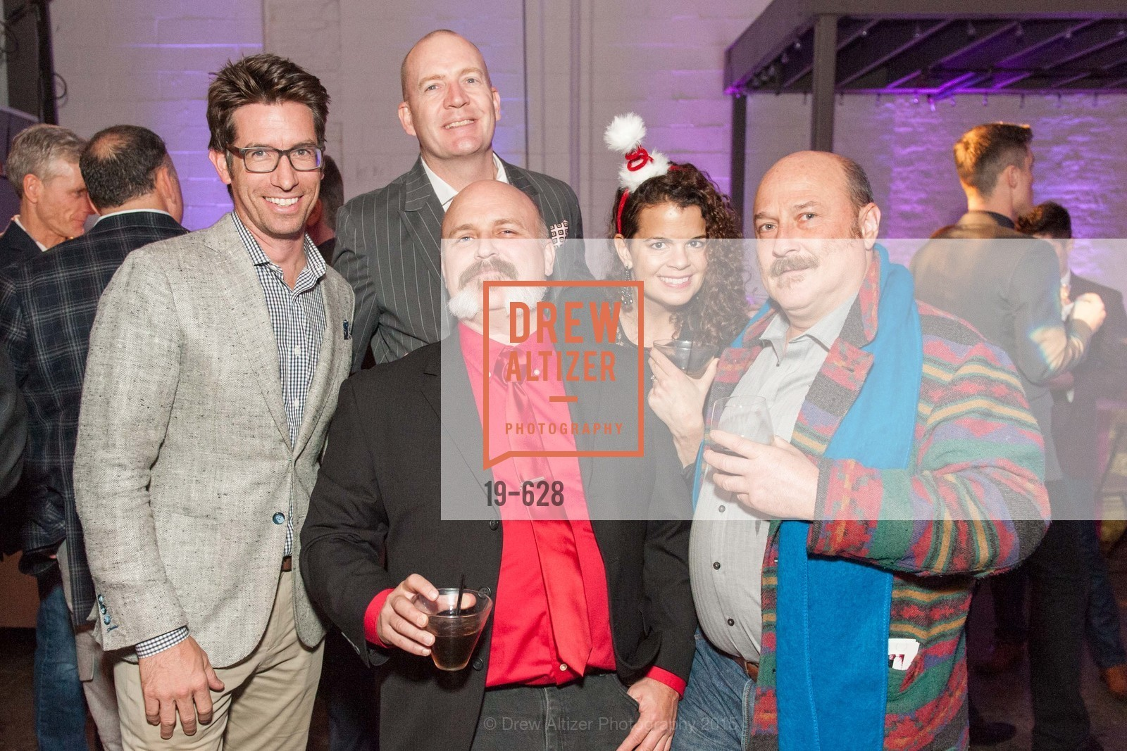 Jeff Schlarb, Tom Delaney, Reginald Baird, Tina Delaney, Bill Murphy, Gregg Lynn & Glenn Risso's Holiday Party, Blunome Winery, December 5th, 2015,Drew Altizer, Drew Altizer Photography, full-service agency, private events, San Francisco photographer, photographer california