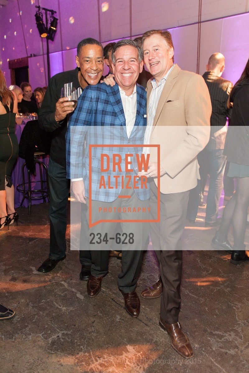 John Barnhill, Gregg Lynn, Bruce Davis, Gregg Lynn & Glenn Risso's Holiday Party, Blunome Winery, December 5th, 2015,Drew Altizer, Drew Altizer Photography, full-service event agency, private events, San Francisco photographer, photographer California