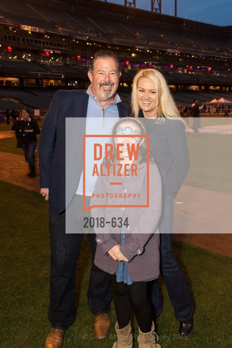 Jeffrey Ralph, Ava Ralph, Maria Ralph, Holiday Heroes 2015, AT&T Park, December 7th, 2015,Drew Altizer, Drew Altizer Photography, full-service agency, private events, San Francisco photographer, photographer california