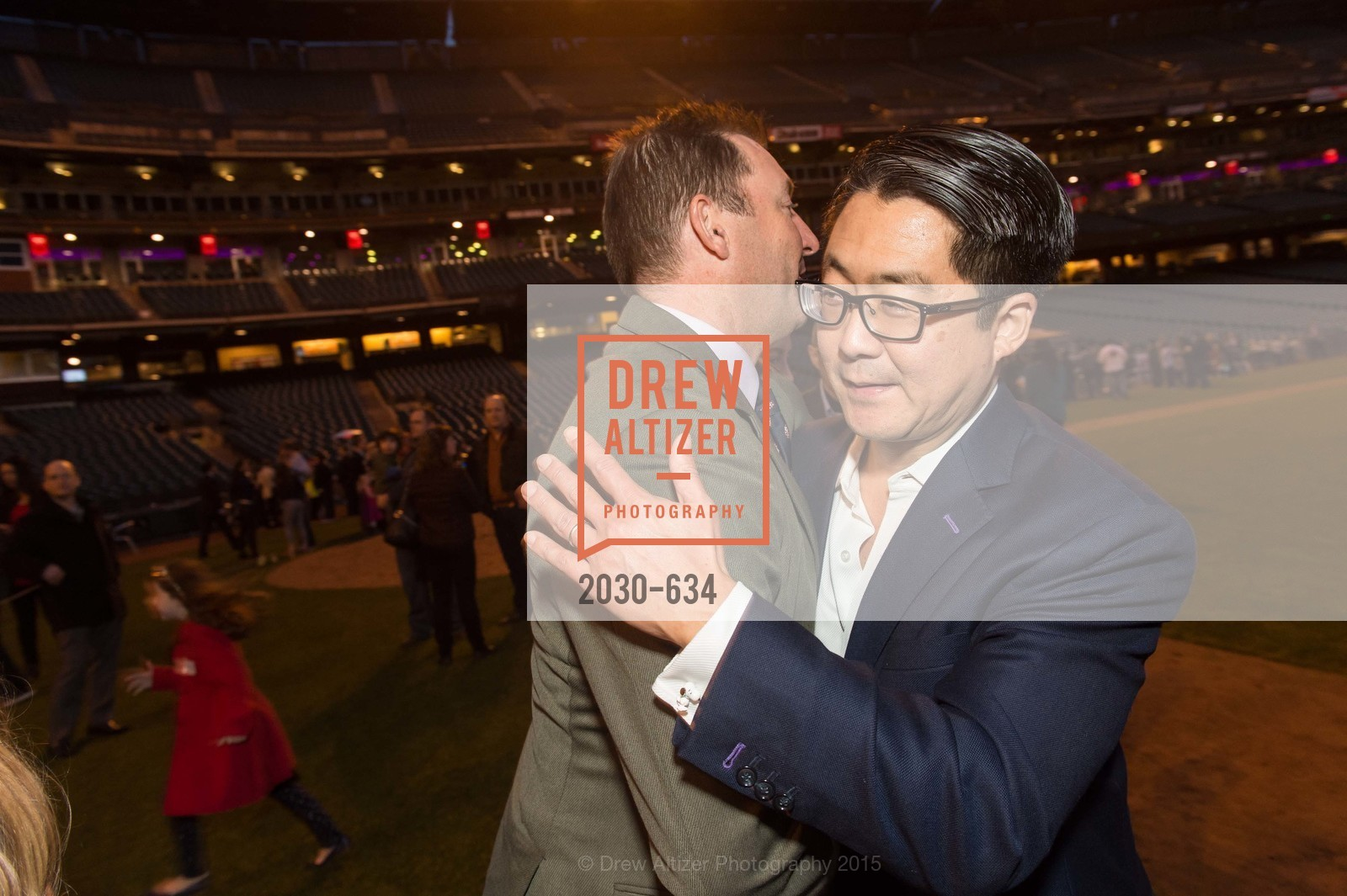 Michael Kim, Holiday Heroes 2015, AT&T Park, December 7th, 2015,Drew Altizer, Drew Altizer Photography, full-service agency, private events, San Francisco photographer, photographer california