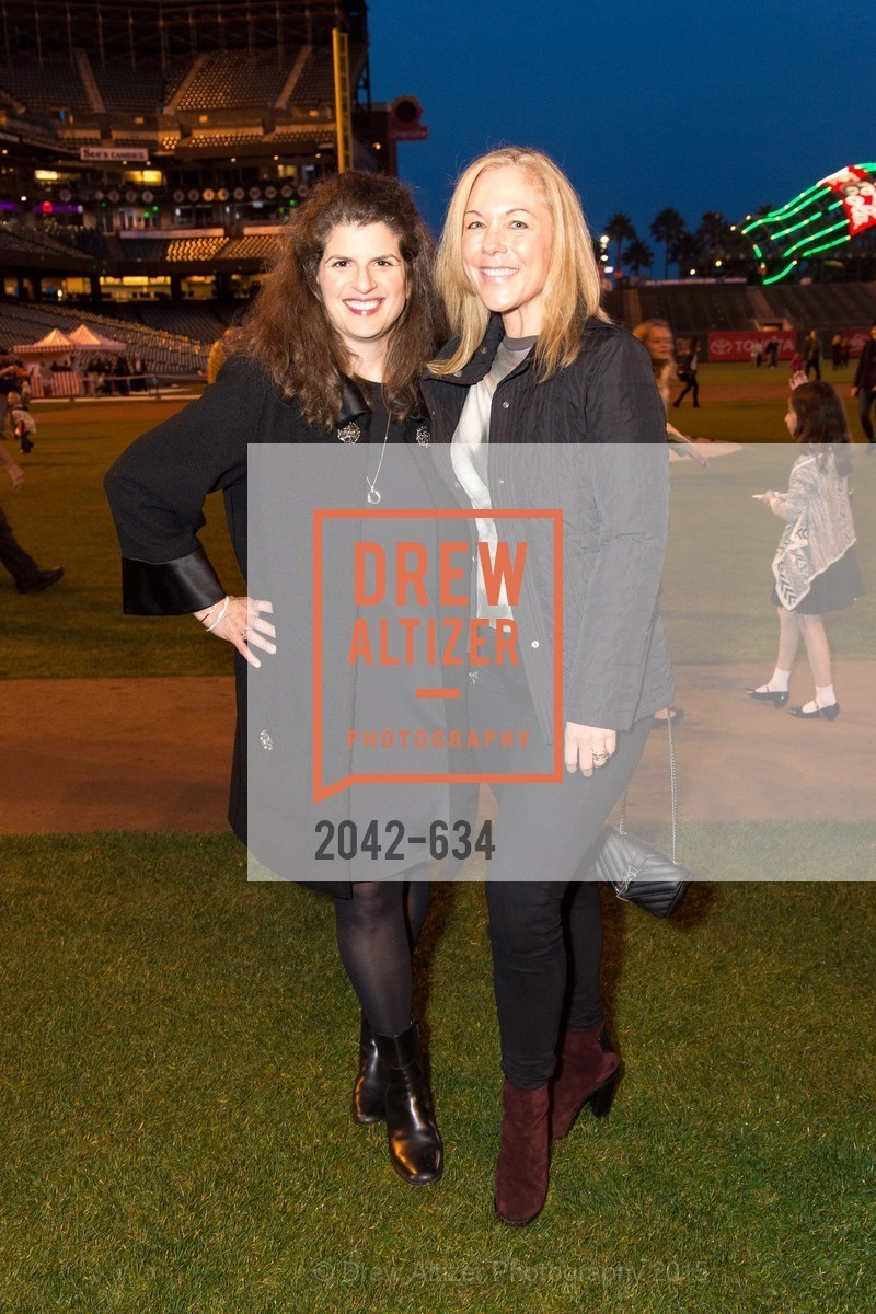 Amy Wender-Hoch, Darayn Hickingbotham, Holiday Heroes 2015, AT&T Park, December 7th, 2015,Drew Altizer, Drew Altizer Photography, full-service agency, private events, San Francisco photographer, photographer california