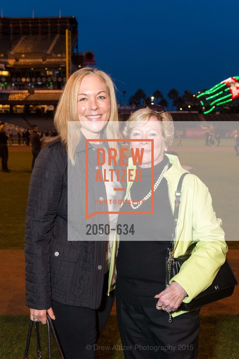Darayn Hickingbotham, Carol Hickingbotham, Holiday Heroes 2015, AT&T Park, December 7th, 2015,Drew Altizer, Drew Altizer Photography, full-service agency, private events, San Francisco photographer, photographer california