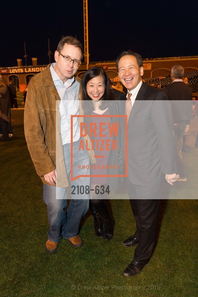 Paul Duryea, An Chen, Clement Chen, Holiday Heroes 2015, AT&T Park, December 7th, 2015,Drew Altizer, Drew Altizer Photography, full-service agency, private events, San Francisco photographer, photographer california