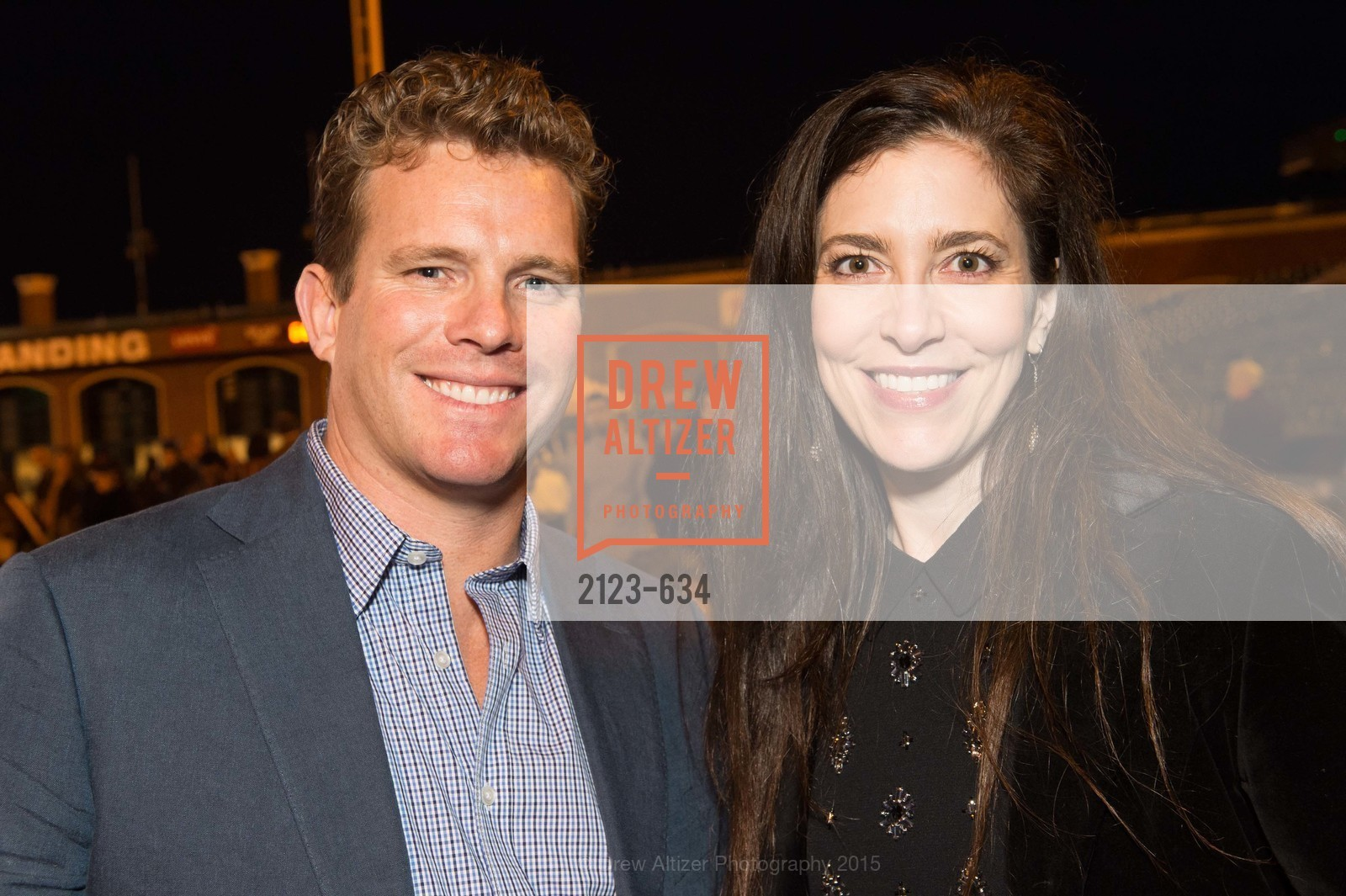 Ben Stephens, Letitia Kim, Holiday Heroes 2015, AT&T Park, December 7th, 2015,Drew Altizer, Drew Altizer Photography, full-service agency, private events, San Francisco photographer, photographer california
