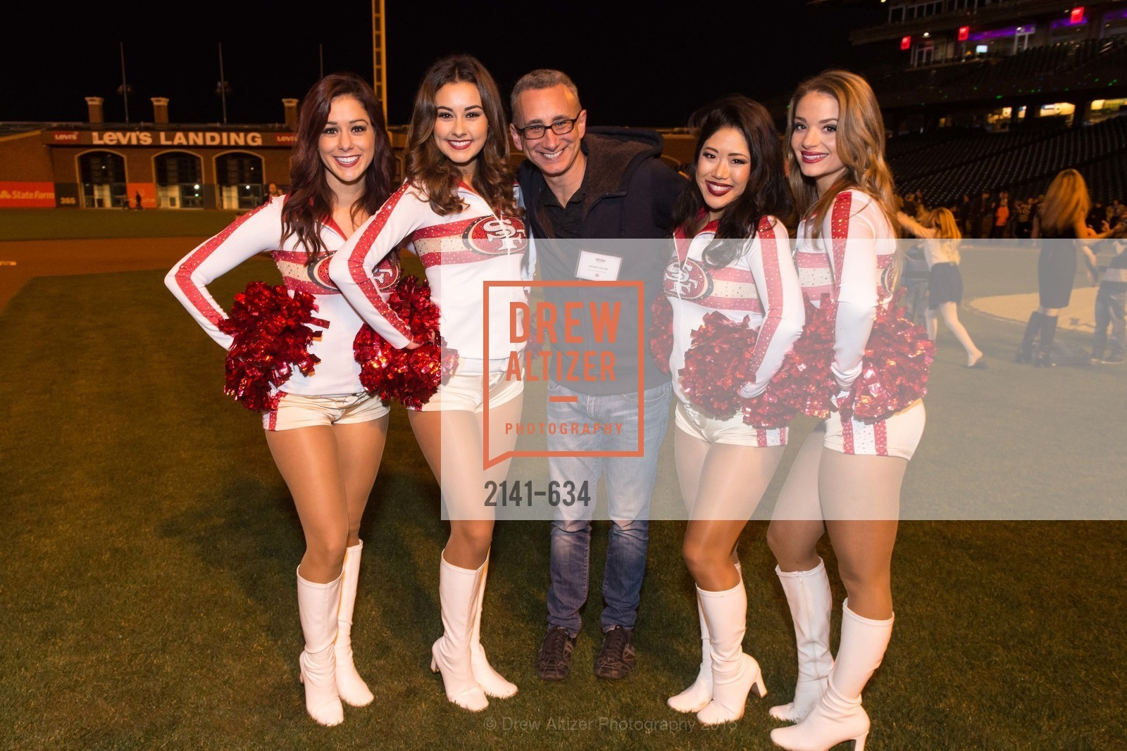 Jeff Keller, Holiday Heroes 2015, AT&T Park, December 7th, 2015,Drew Altizer, Drew Altizer Photography, full-service agency, private events, San Francisco photographer, photographer california