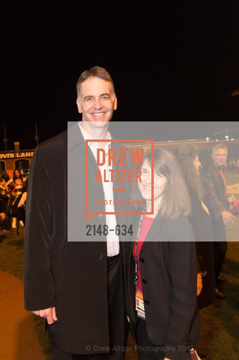 John Hoch, Lucy Dursen, Holiday Heroes 2015, AT&T Park, December 7th, 2015,Drew Altizer, Drew Altizer Photography, full-service agency, private events, San Francisco photographer, photographer california