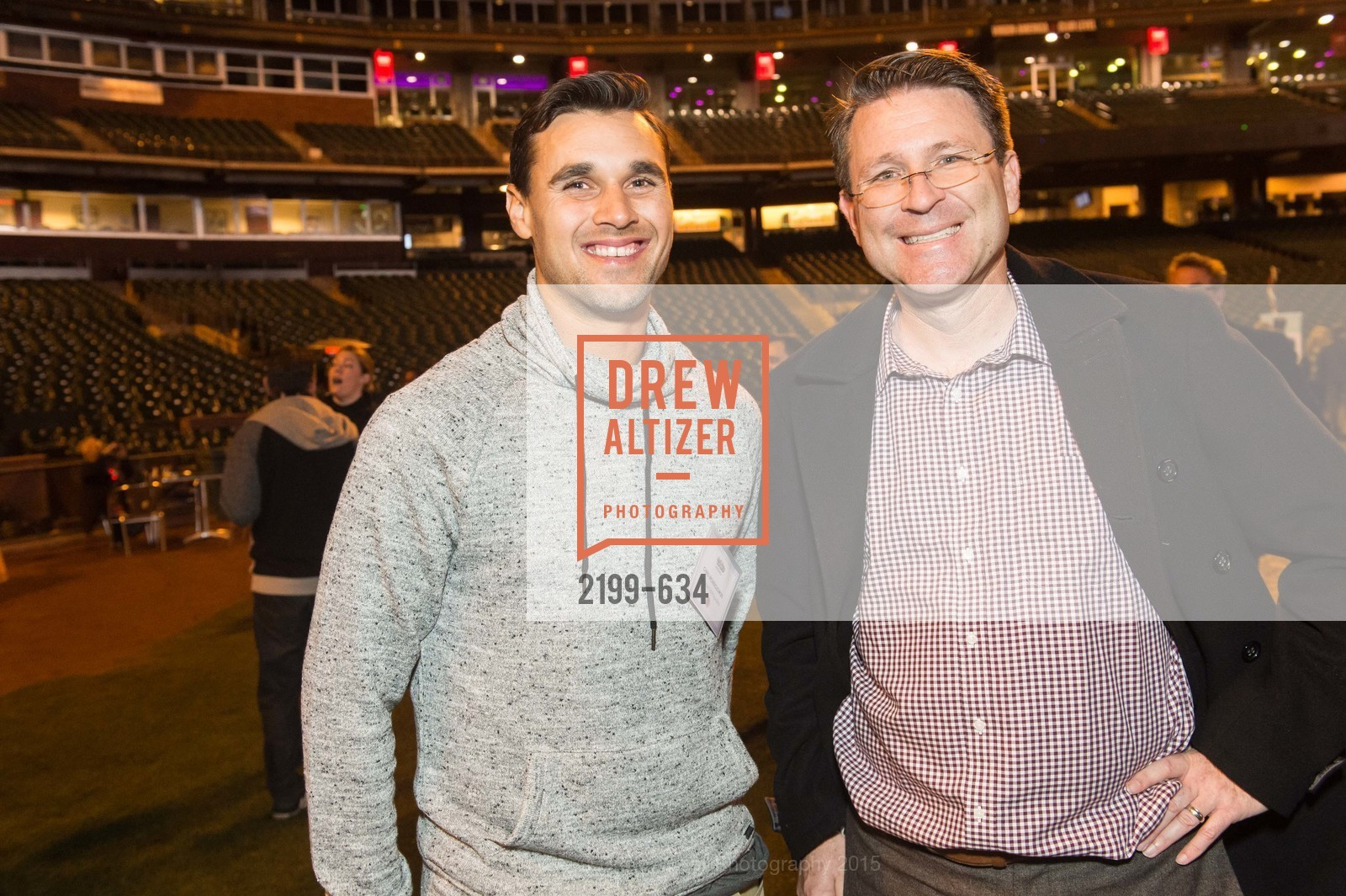 Chris Wondolowski, Robert Bardin, Holiday Heroes 2015, AT&T Park, December 7th, 2015,Drew Altizer, Drew Altizer Photography, full-service agency, private events, San Francisco photographer, photographer california
