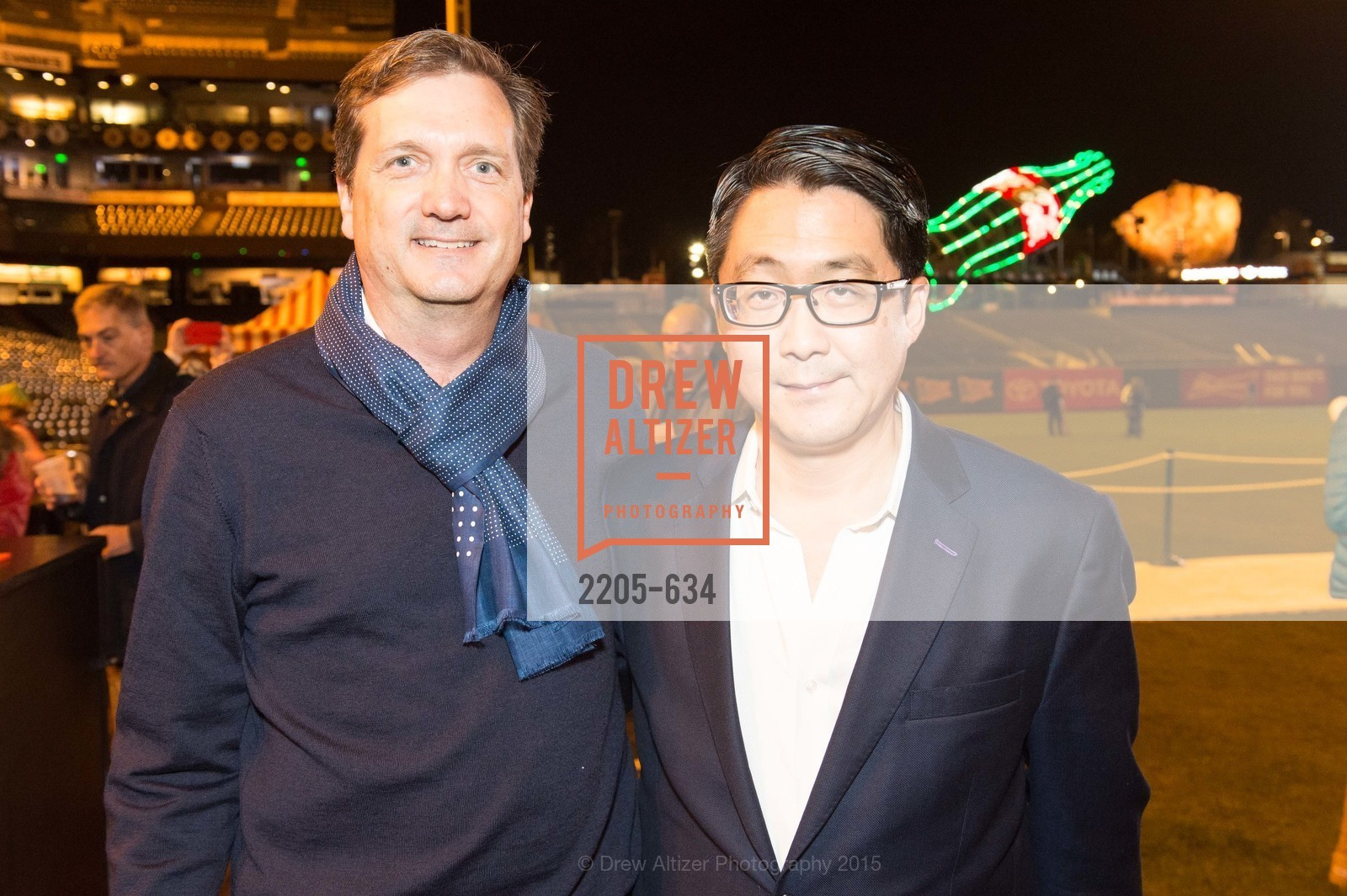 Mike Wais, Michael Kim, Holiday Heroes 2015, AT&T Park, December 7th, 2015,Drew Altizer, Drew Altizer Photography, full-service agency, private events, San Francisco photographer, photographer california
