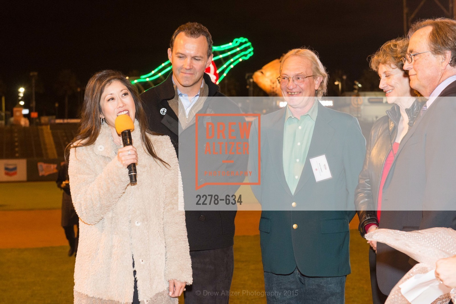 Kristi Yamaguchi, Bret Hedican, Mike Herbst, Liane Baker, Michael Baker, Holiday Heroes 2015, AT&T Park, December 7th, 2015,Drew Altizer, Drew Altizer Photography, full-service agency, private events, San Francisco photographer, photographer california