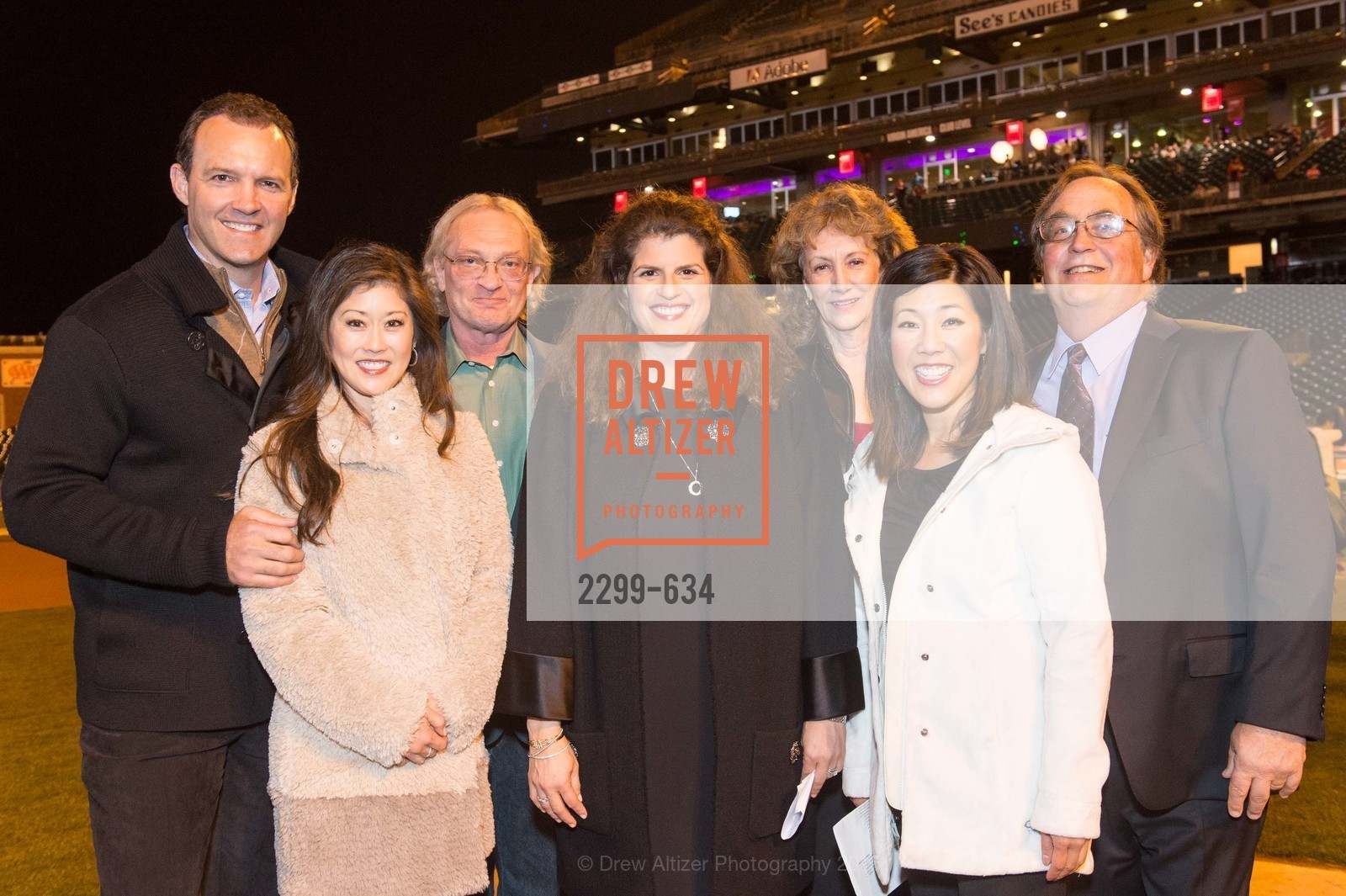 Bret Hedican, Kristi Yamaguchi, Mike Herbst, Amy Wender-Hoch, Liane Baker, Michael Baker, Holiday Heroes 2015, AT&T Park, December 7th, 2015,Drew Altizer, Drew Altizer Photography, full-service agency, private events, San Francisco photographer, photographer california