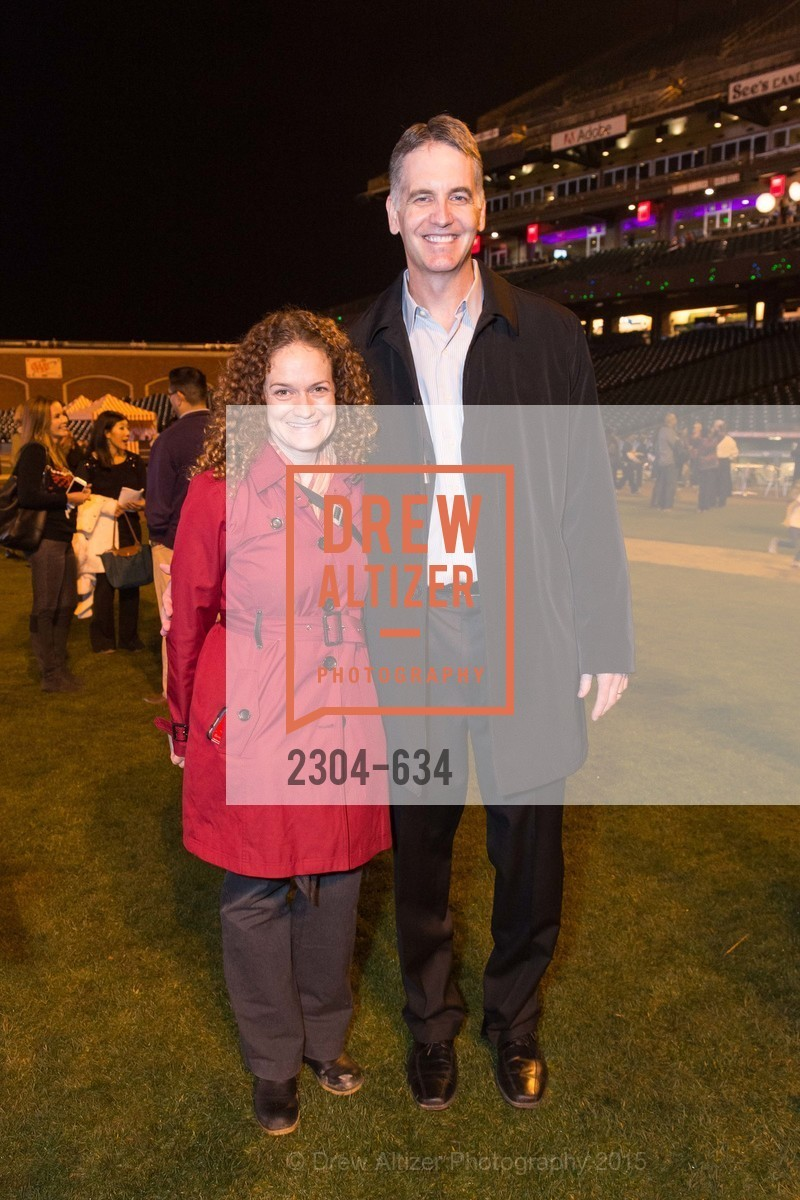 Joanne Pasternack, John Hoch, Holiday Heroes 2015, AT&T Park, December 7th, 2015,Drew Altizer, Drew Altizer Photography, full-service agency, private events, San Francisco photographer, photographer california