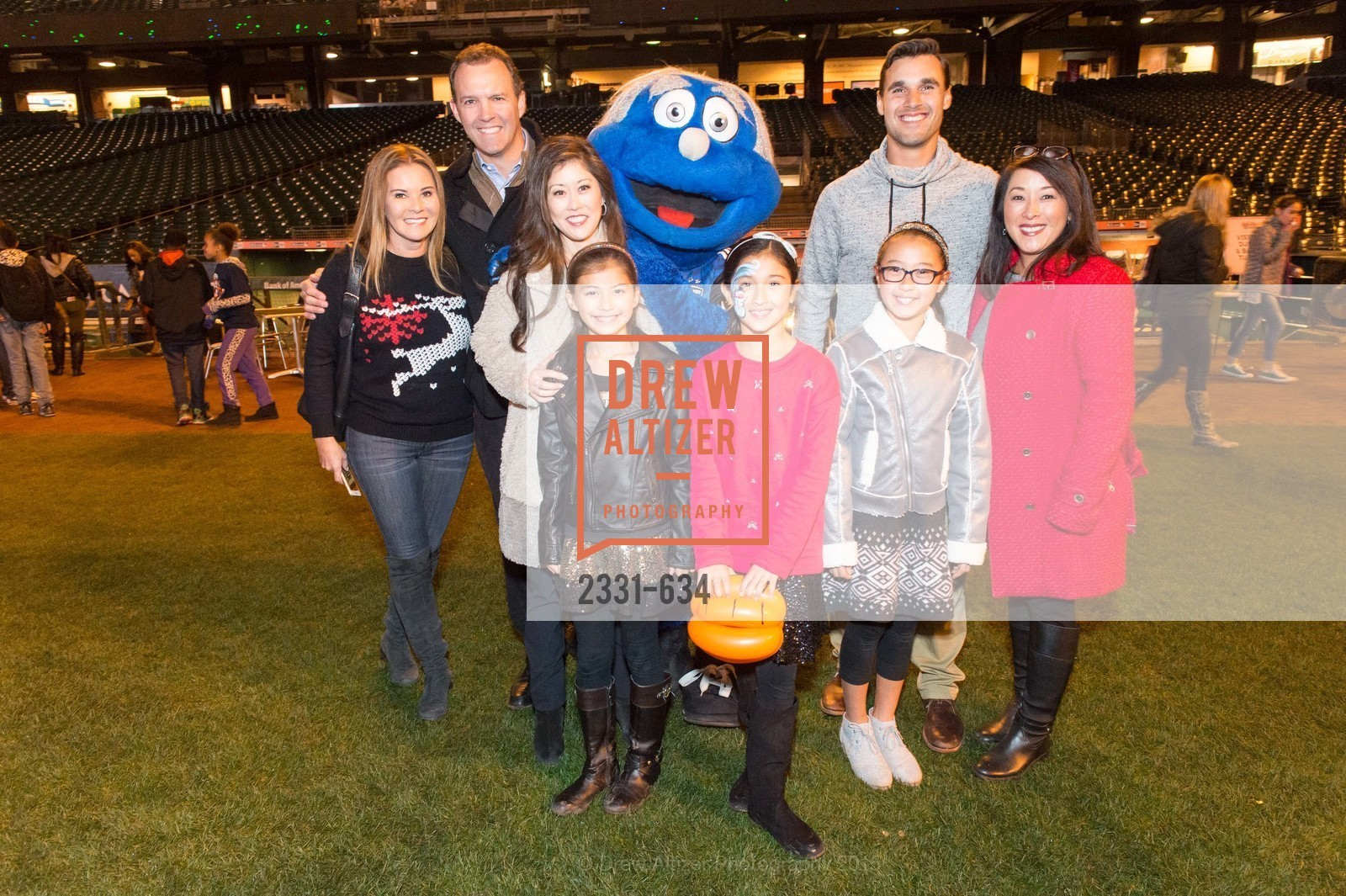 Judy Davies, John Hoch, Kristi Yamaguchi, Holiday Heroes 2015, AT&T Park, December 7th, 2015,Drew Altizer, Drew Altizer Photography, full-service agency, private events, San Francisco photographer, photographer california