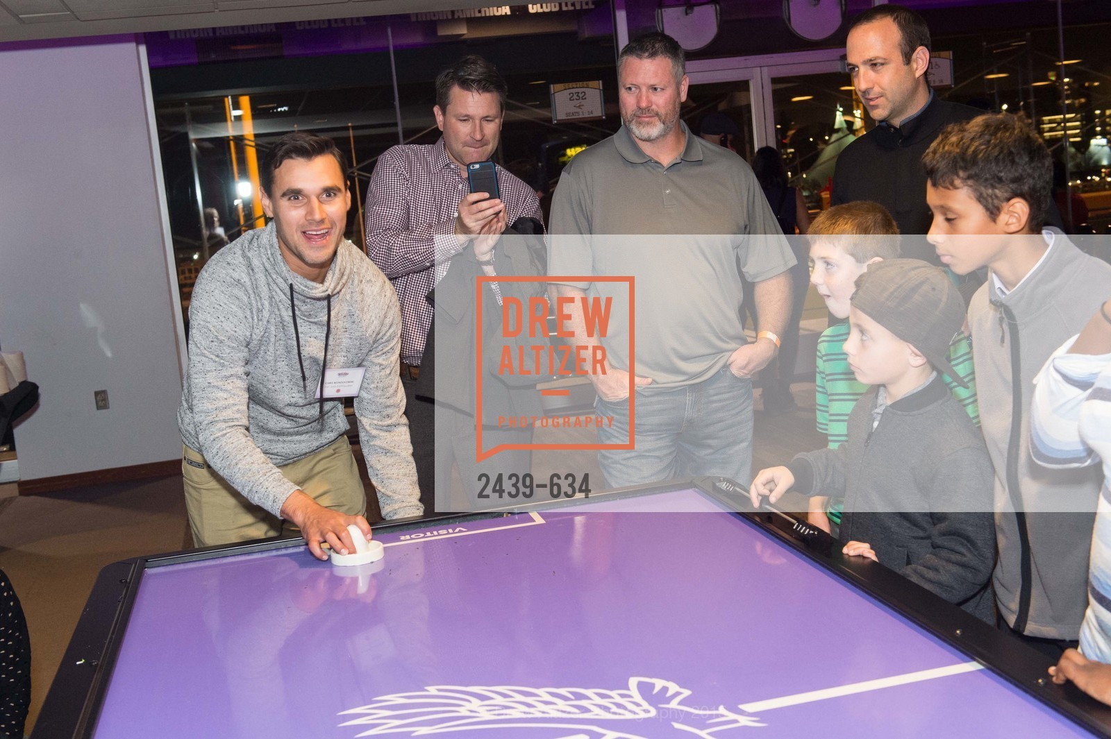 Chris Wondolowski, Holiday Heroes 2015, AT&T Park, December 7th, 2015,Drew Altizer, Drew Altizer Photography, full-service agency, private events, San Francisco photographer, photographer california