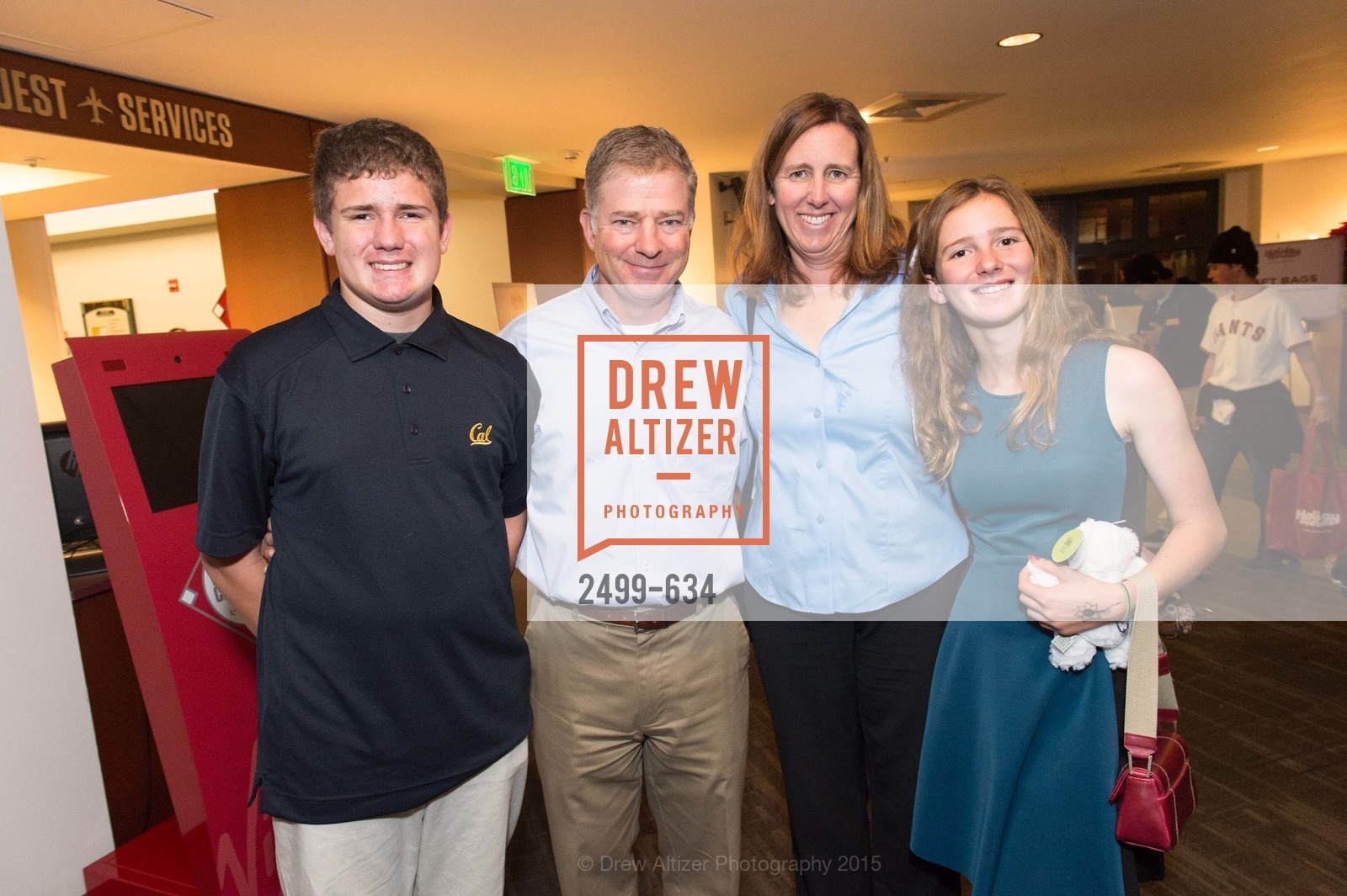 Gab Burgasser, Drew Burgasser, Krista Jeannotte, Jamie Burgasser, Holiday Heroes 2015, AT&T Park, December 7th, 2015,Drew Altizer, Drew Altizer Photography, full-service agency, private events, San Francisco photographer, photographer california