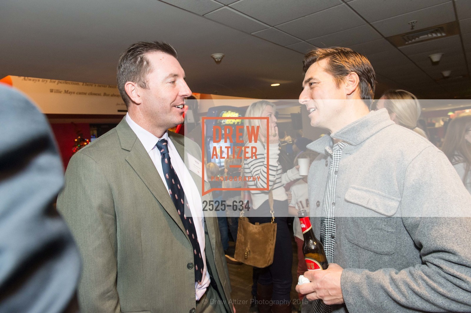 Ted Bartlett, Jonny Moseley, Holiday Heroes 2015, AT&T Park, December 7th, 2015,Drew Altizer, Drew Altizer Photography, full-service agency, private events, San Francisco photographer, photographer california