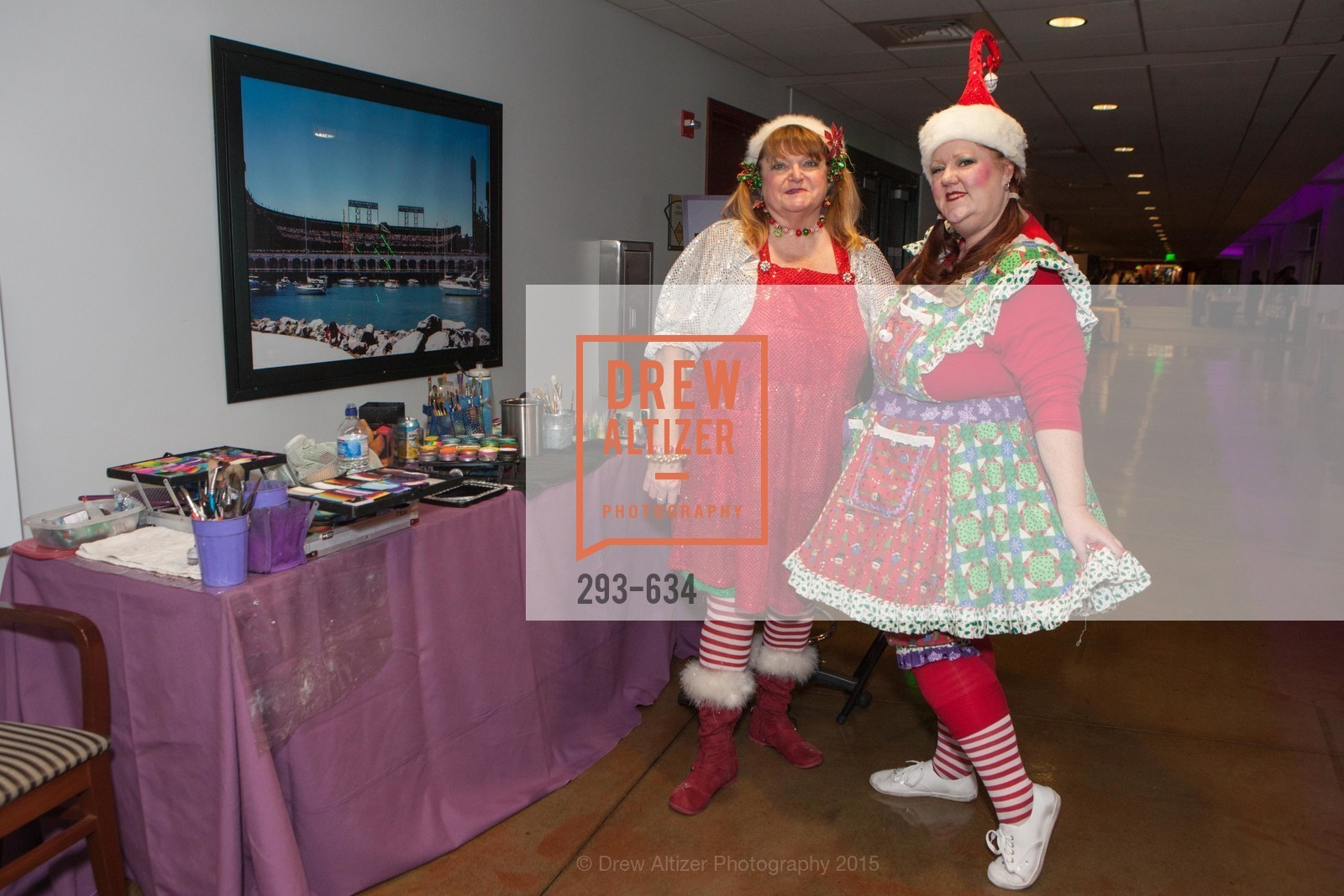 Dinnie McLaughlin, Amy Medina, Holiday Heroes 2015, AT&T Park, December 7th, 2015,Drew Altizer, Drew Altizer Photography, full-service agency, private events, San Francisco photographer, photographer california
