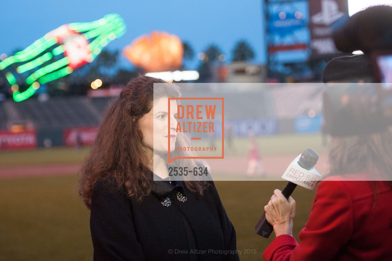 Amy Wender-Hoch, Holiday Heroes 2015, AT&T Park, December 7th, 2015,Drew Altizer, Drew Altizer Photography, full-service agency, private events, San Francisco photographer, photographer california