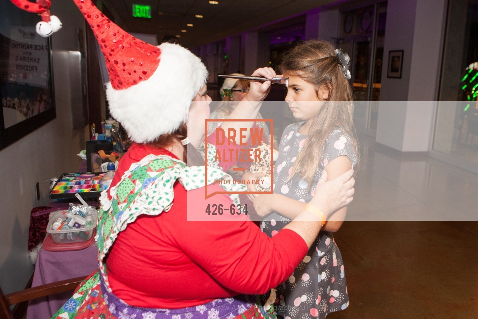 Sophia Bullard, Holiday Heroes 2015, AT&T Park, December 7th, 2015,Drew Altizer, Drew Altizer Photography, full-service agency, private events, San Francisco photographer, photographer california