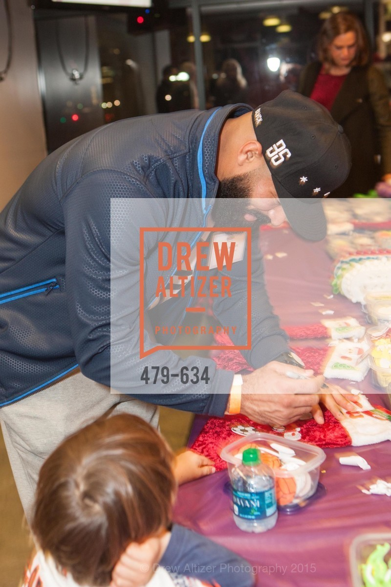 Michael Wilhoite, Holiday Heroes 2015, AT&T Park, December 7th, 2015,Drew Altizer, Drew Altizer Photography, full-service agency, private events, San Francisco photographer, photographer california