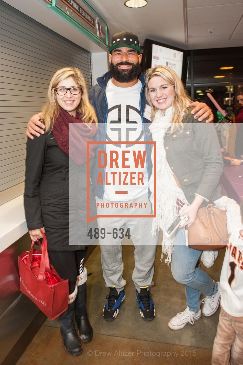 Gladys Martinez, Michael Wilhoite, Jennifer Wright, Holiday Heroes 2015, AT&T Park, December 7th, 2015,Drew Altizer, Drew Altizer Photography, full-service agency, private events, San Francisco photographer, photographer california