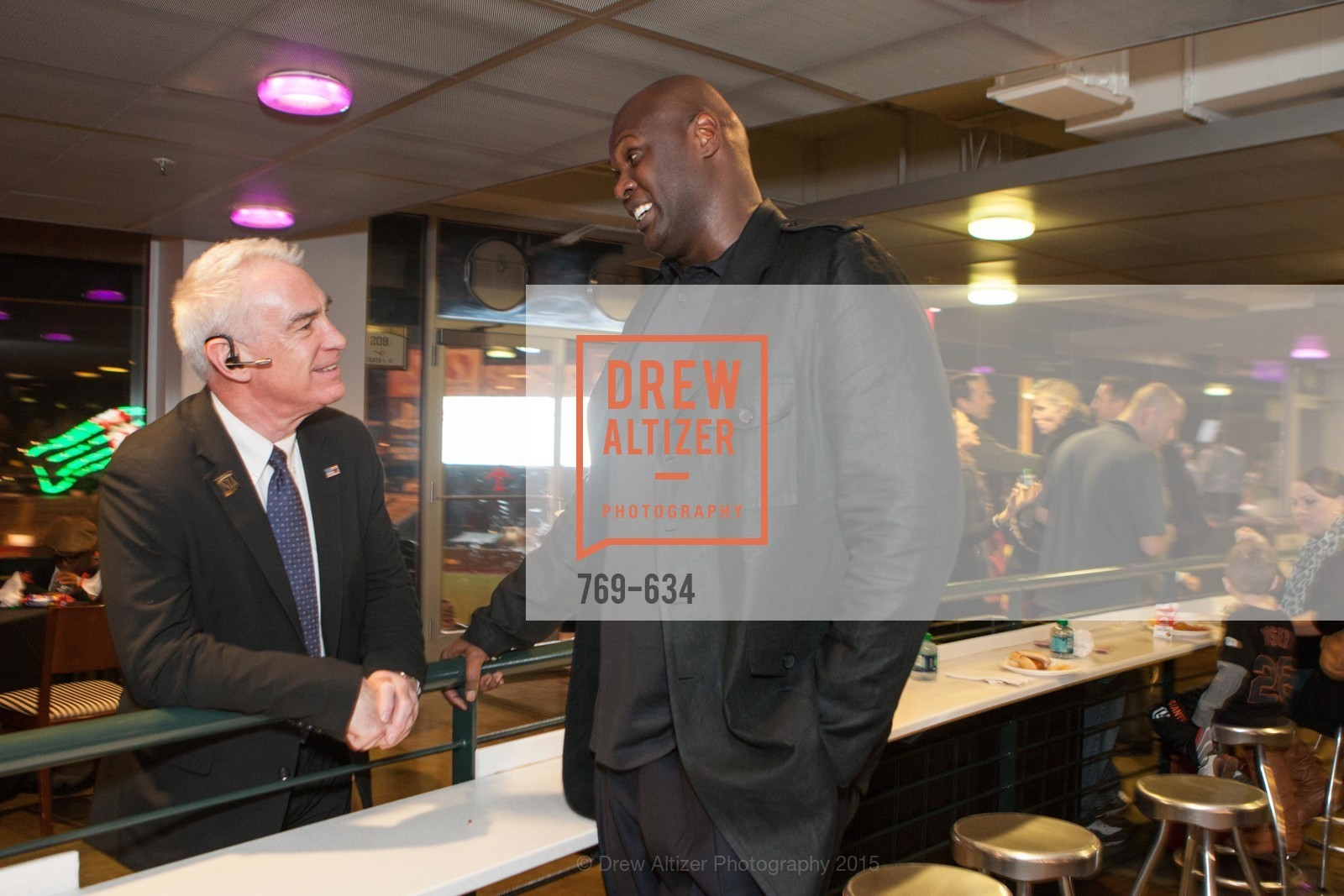 Adonal Foyle, Holiday Heroes 2015, AT&T Park, December 7th, 2015,Drew Altizer, Drew Altizer Photography, full-service event agency, private events, San Francisco photographer, photographer California