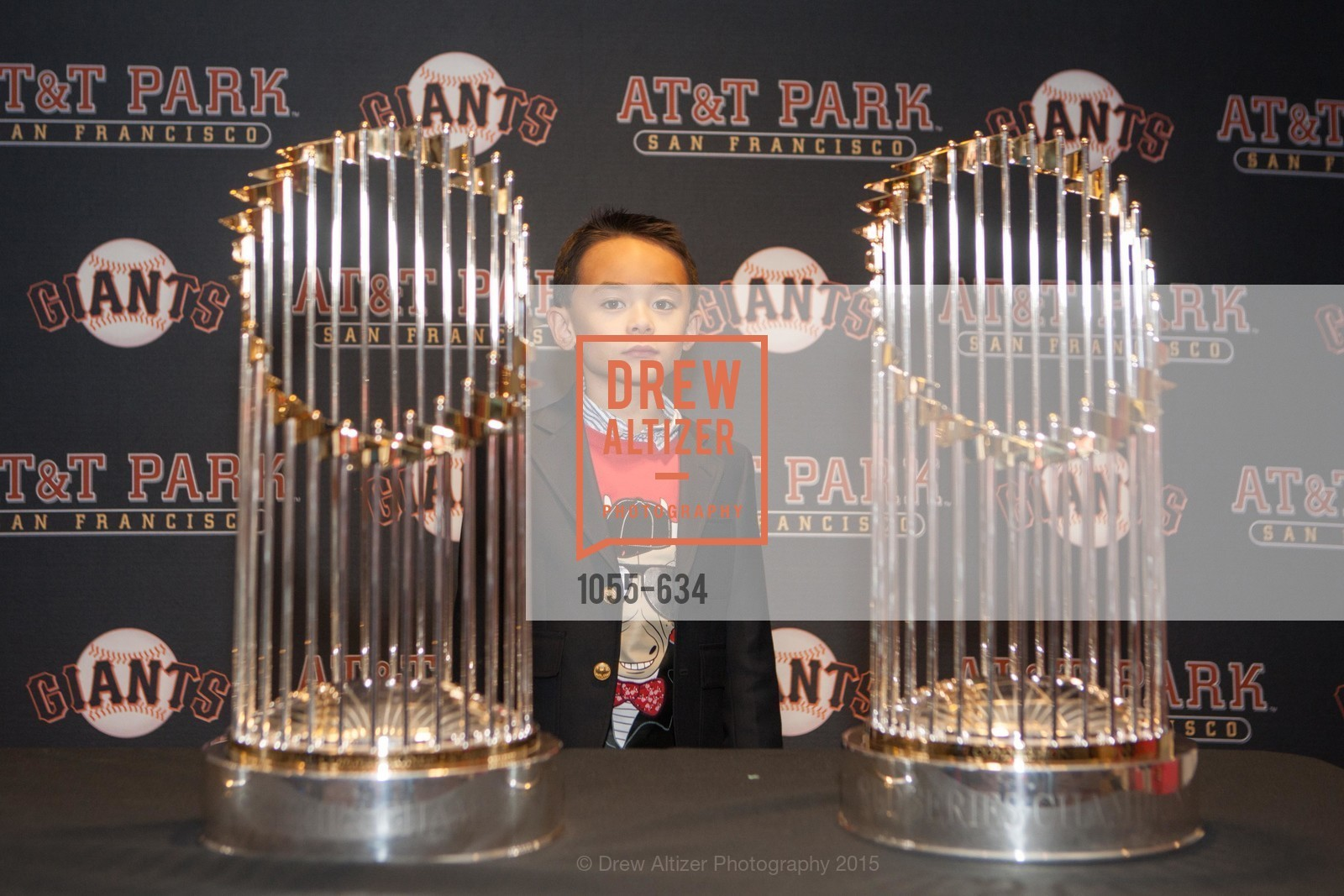 Jacob Trentini, Holiday Heroes 2015, AT&T Park, December 7th, 2015,Drew Altizer, Drew Altizer Photography, full-service agency, private events, San Francisco photographer, photographer california