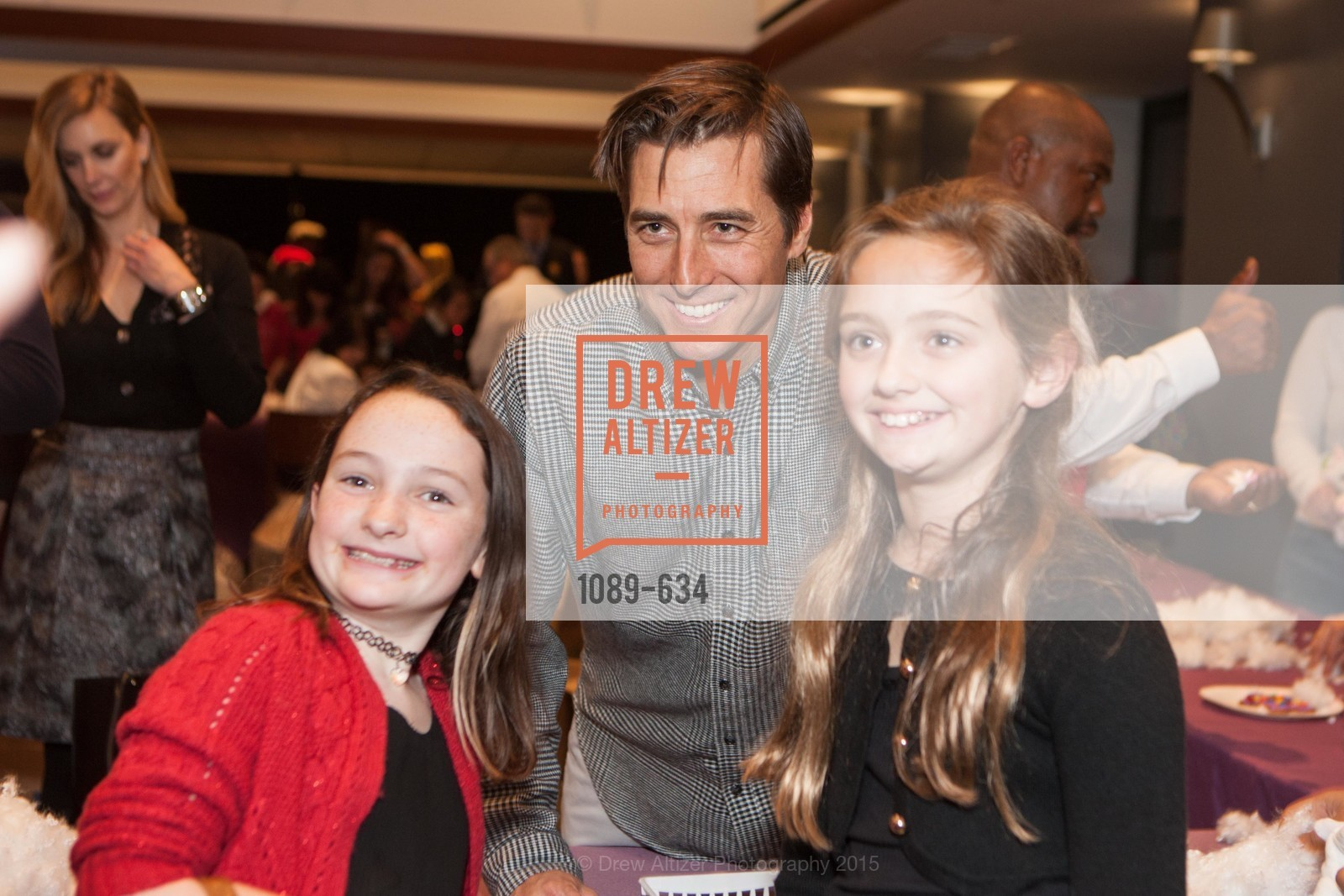 Jonny Moseley, Holiday Heroes 2015, AT&T Park, December 7th, 2015,Drew Altizer, Drew Altizer Photography, full-service event agency, private events, San Francisco photographer, photographer California