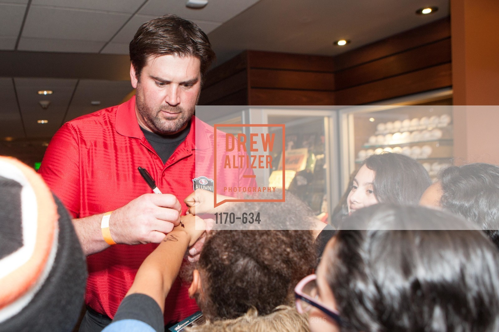 Eric Heitmann, Holiday Heroes 2015, AT&T Park, December 7th, 2015,Drew Altizer, Drew Altizer Photography, full-service agency, private events, San Francisco photographer, photographer california