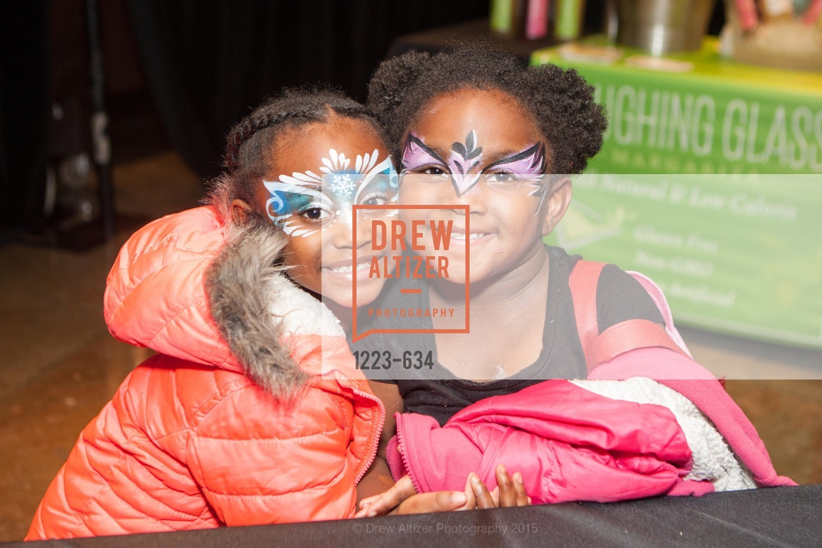 Lamia Jenkins, Imani Whitfield, Holiday Heroes 2015, AT&T Park, December 7th, 2015,Drew Altizer, Drew Altizer Photography, full-service agency, private events, San Francisco photographer, photographer california