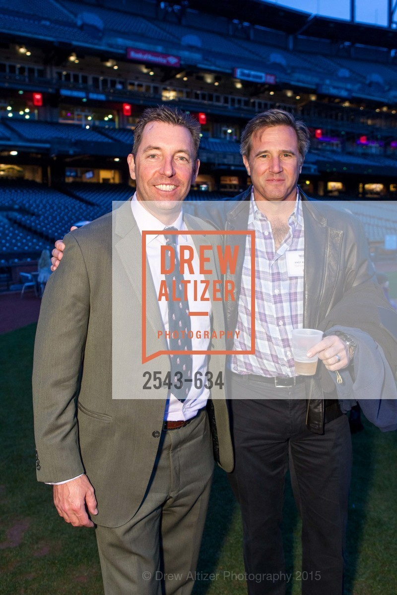 Ted Bartlett, Andy Rogers, Holiday Heroes 2015, AT&T Park, December 7th, 2015,Drew Altizer, Drew Altizer Photography, full-service agency, private events, San Francisco photographer, photographer california