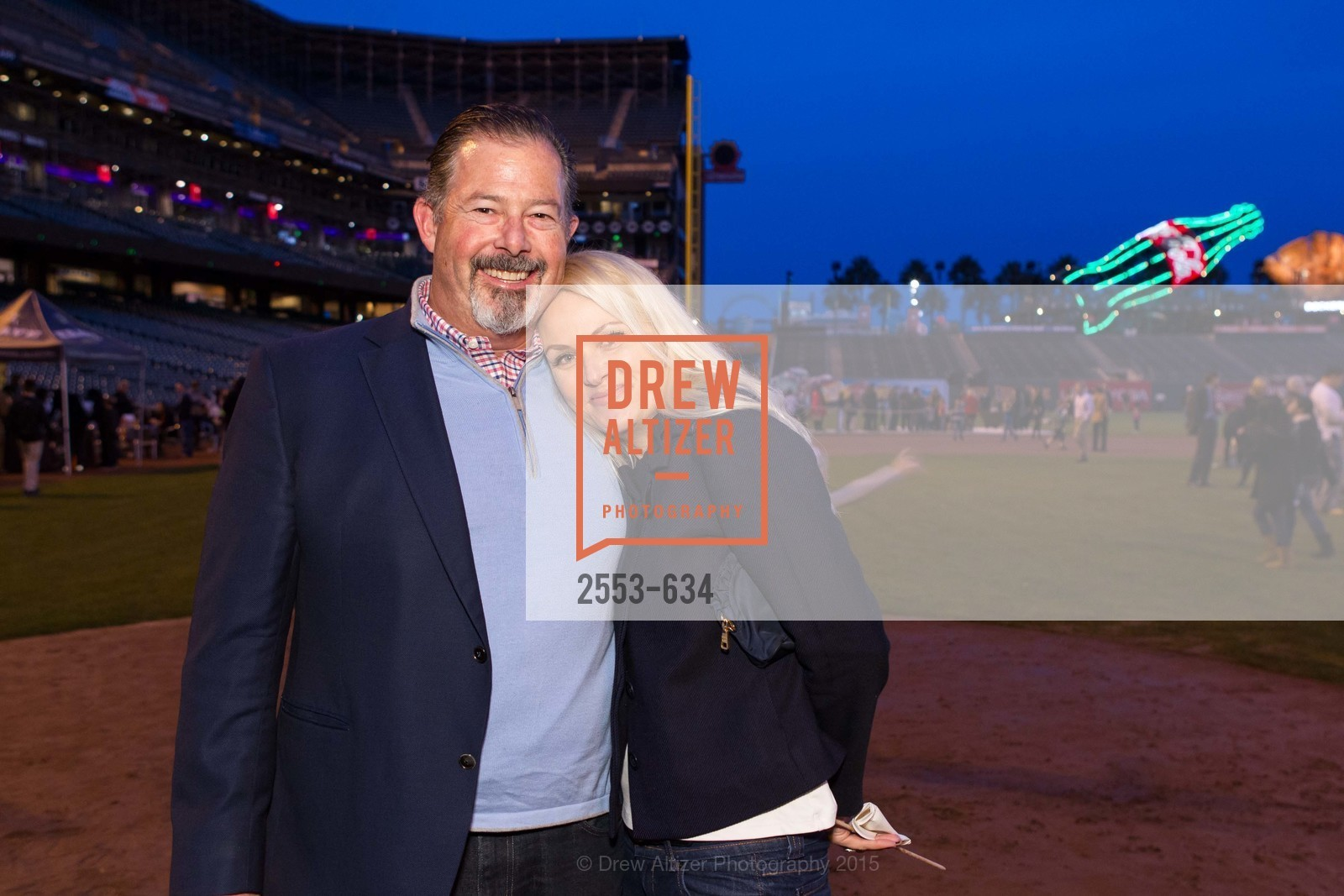 Jeffrey Ralph, Maria Ralph, Holiday Heroes 2015, AT&T Park, December 7th, 2015,Drew Altizer, Drew Altizer Photography, full-service agency, private events, San Francisco photographer, photographer california