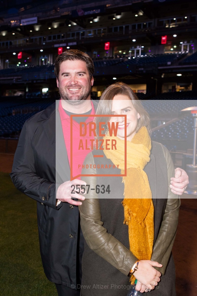 Eric Heitmann, Emily Heitmann, Holiday Heroes 2015, AT&T Park, December 7th, 2015,Drew Altizer, Drew Altizer Photography, full-service agency, private events, San Francisco photographer, photographer california