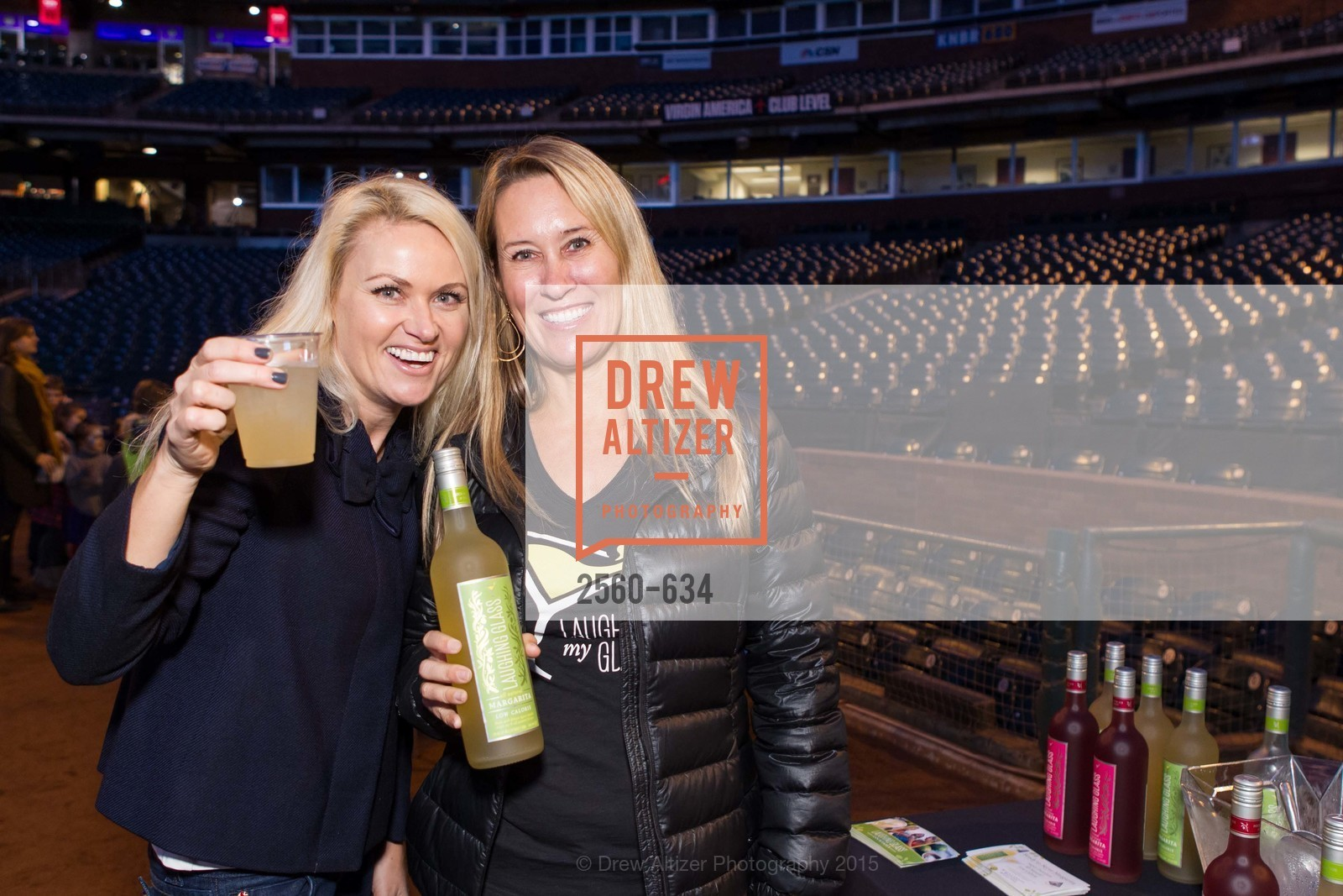 Maria Ralph, Carey Clahan, Holiday Heroes 2015, AT&T Park, December 7th, 2015,Drew Altizer, Drew Altizer Photography, full-service agency, private events, San Francisco photographer, photographer california