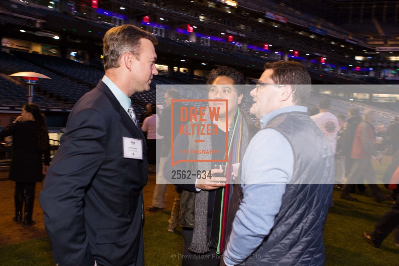Kirk Dizon, Jeff Smith, Holiday Heroes 2015, AT&T Park, December 7th, 2015,Drew Altizer, Drew Altizer Photography, full-service agency, private events, San Francisco photographer, photographer california