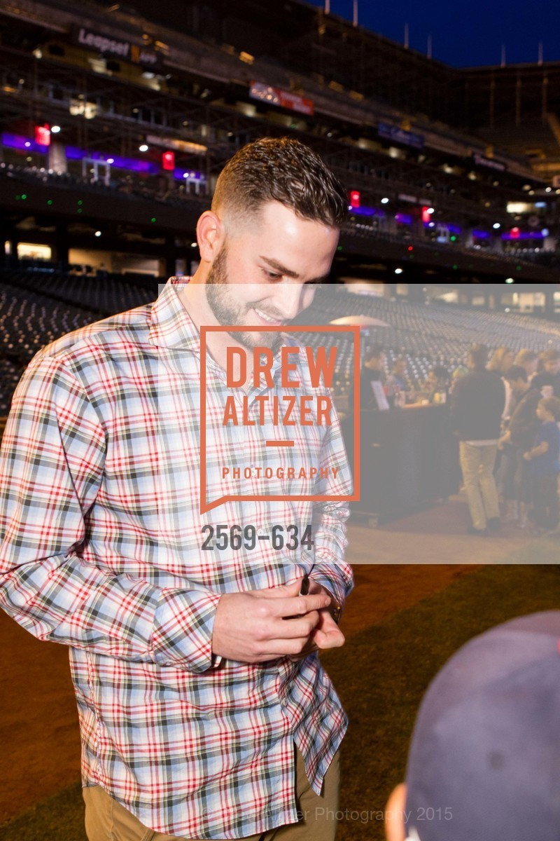 Will Robbins, Cooper Wong, Holiday Heroes 2015, AT&T Park, December 7th, 2015,Drew Altizer, Drew Altizer Photography, full-service agency, private events, San Francisco photographer, photographer california