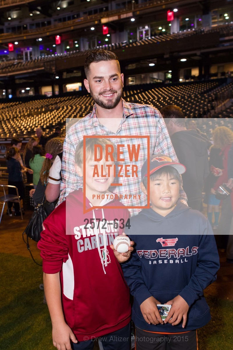 Will Robbins, Chris Heston, Cooper Wong, Holiday Heroes 2015, AT&T Park, December 7th, 2015,Drew Altizer, Drew Altizer Photography, full-service agency, private events, San Francisco photographer, photographer california