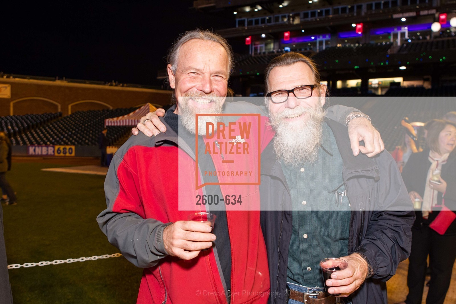 Michael Brostko, Ken Brostko, Holiday Heroes 2015, AT&T Park, December 7th, 2015,Drew Altizer, Drew Altizer Photography, full-service agency, private events, San Francisco photographer, photographer california