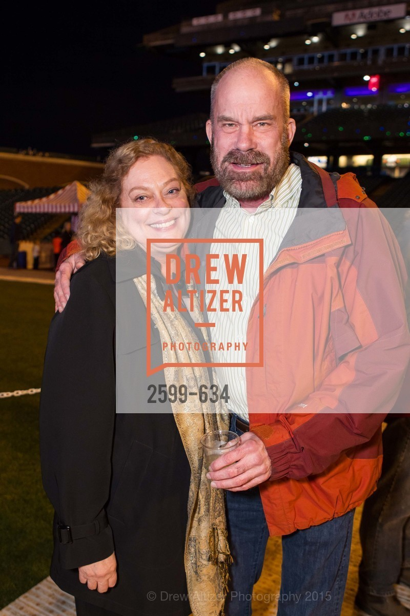 Julie Kurtz, Bill Essick, Holiday Heroes 2015, AT&T Park, December 7th, 2015,Drew Altizer, Drew Altizer Photography, full-service agency, private events, San Francisco photographer, photographer california