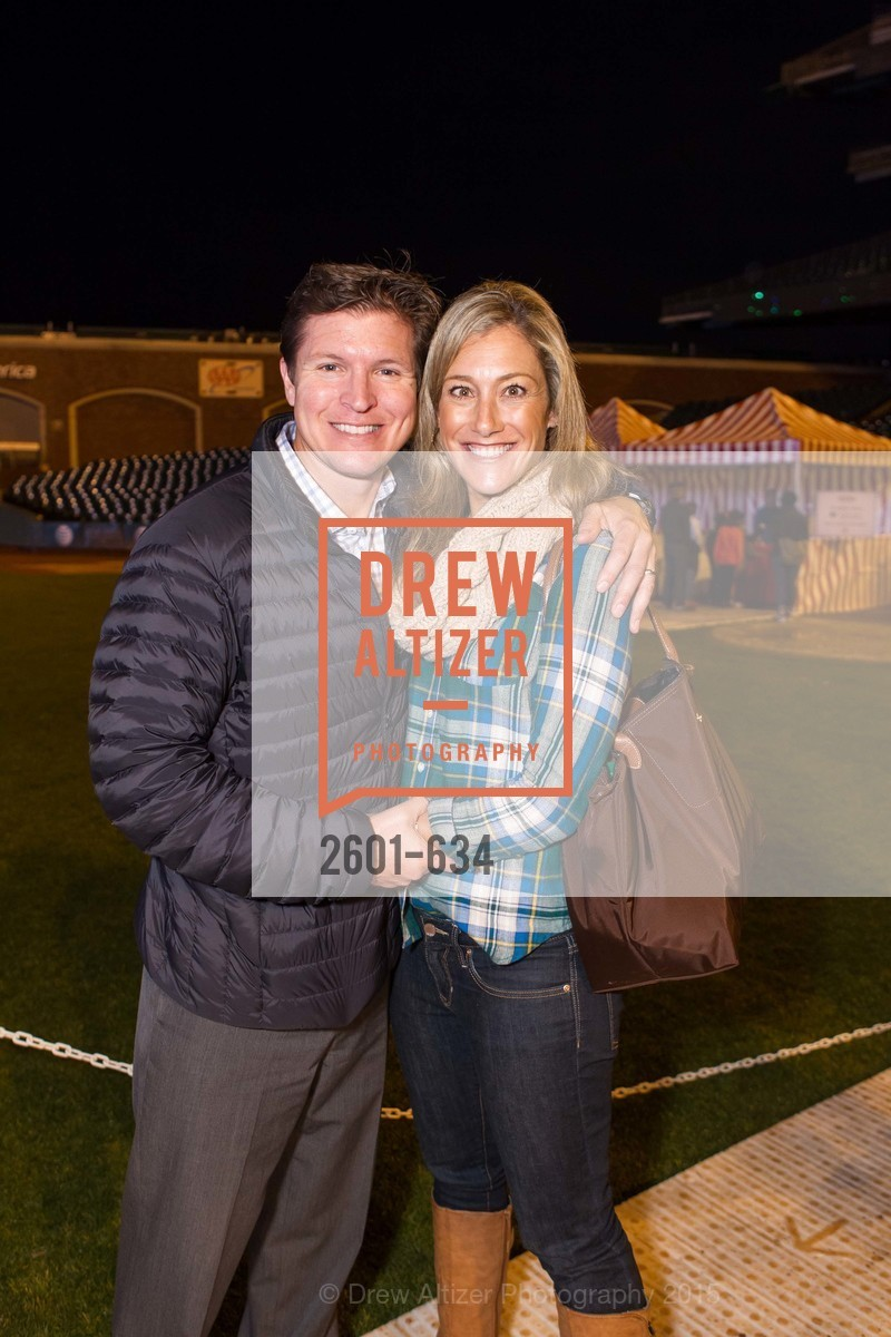 Mike Muzzy, Claudine Muzzy, Holiday Heroes 2015, AT&T Park, December 7th, 2015,Drew Altizer, Drew Altizer Photography, full-service agency, private events, San Francisco photographer, photographer california