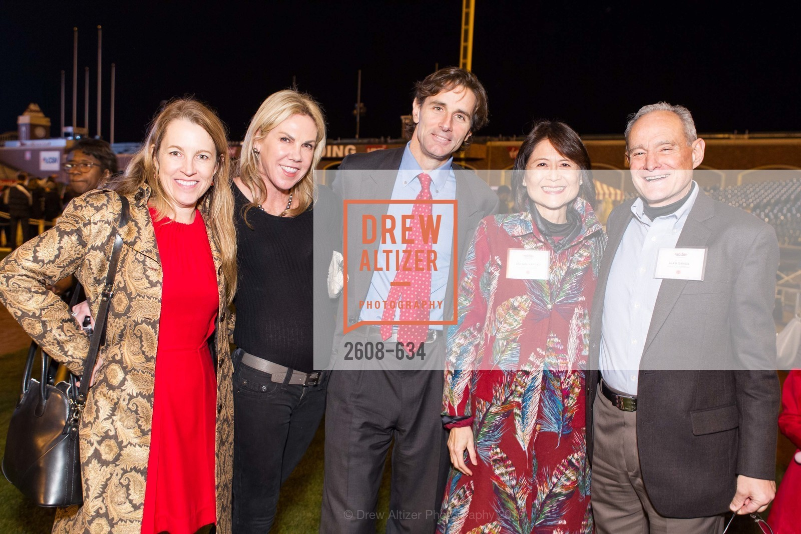 Nora Feeley, Tracy Gibbs, Paul Pelosi, Lita Sam-Vargas, Alan Gevins, Holiday Heroes 2015, AT&T Park, December 7th, 2015,Drew Altizer, Drew Altizer Photography, full-service agency, private events, San Francisco photographer, photographer california