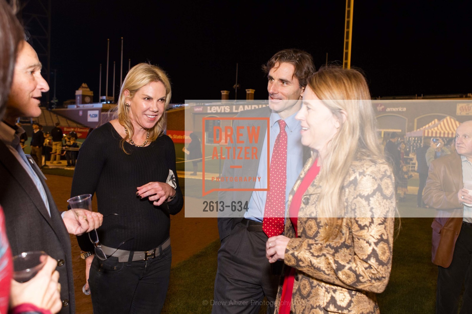 Tracy Gibbs, Paul Pelosi, Nora Feeley, Holiday Heroes 2015, AT&T Park, December 7th, 2015,Drew Altizer, Drew Altizer Photography, full-service agency, private events, San Francisco photographer, photographer california